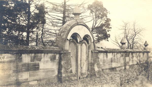 Harmonist's Cemetery