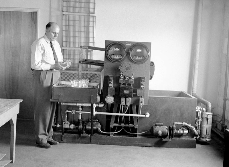 Thermal Shock Machine, (no date)