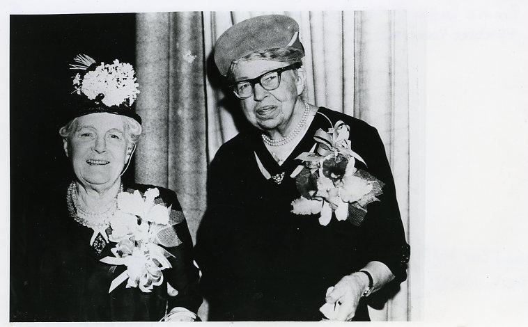 Miller and Roosevelt