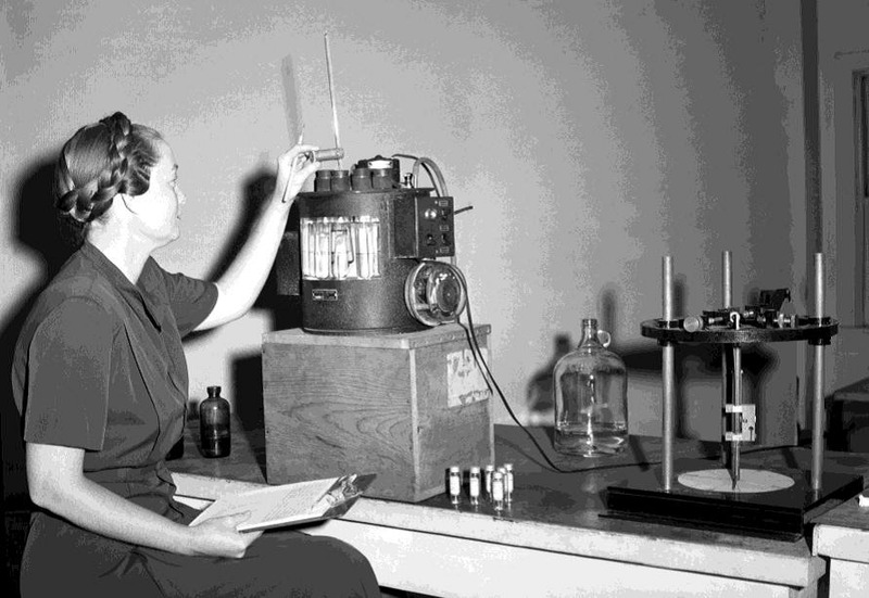 Jane and the Machine, ca. 1949