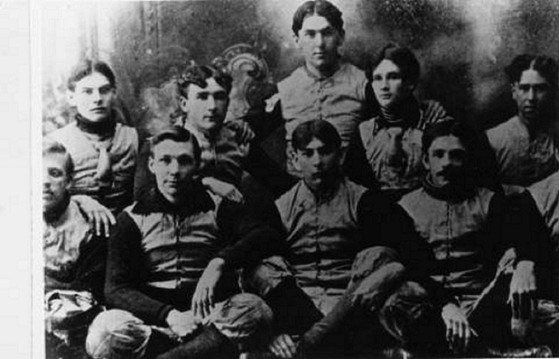 1899 Slippery Rock State Normal School Football Team