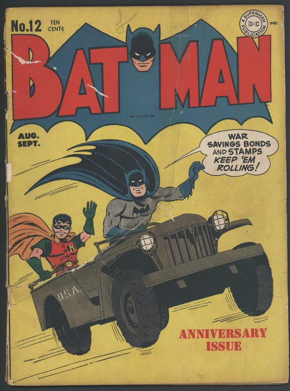 Batman and the BRC
